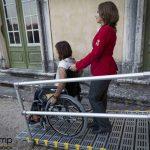 accesibilidad en entornos de patrimonio