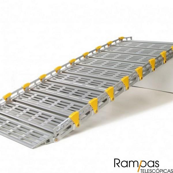 Rampa enrollable Roll@Ramp de 91 cm