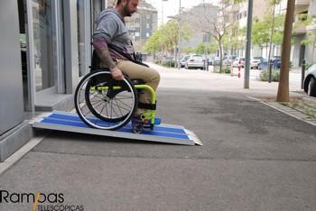IRP rampas de accesibilidad sin obras